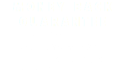MONEY BACK GUARANTEE Not satisfied with our product? You have 30 days from date of delivery to return it !